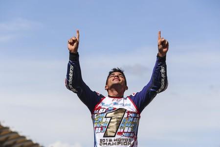El duro camino de Jorge Martín hasta convertirse en Martinator: campeón del mundo de Moto3