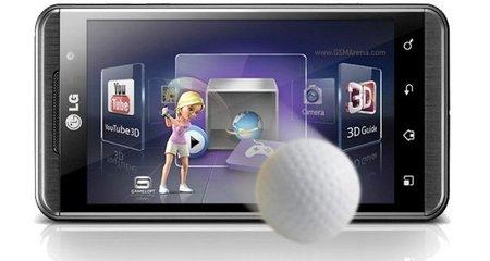 LG colabora en la creación de juegos 3D para el Optimus 3D