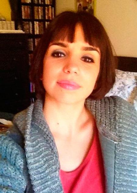 Pedazo de cambio de look el de Elena Furiase