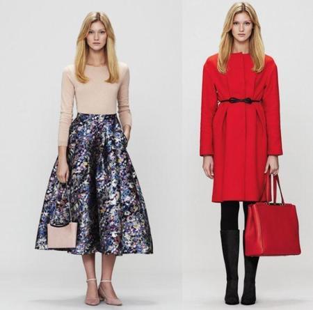 L.K.Bennett irradia elegancia y femineidad en su colección para el próximo otoño