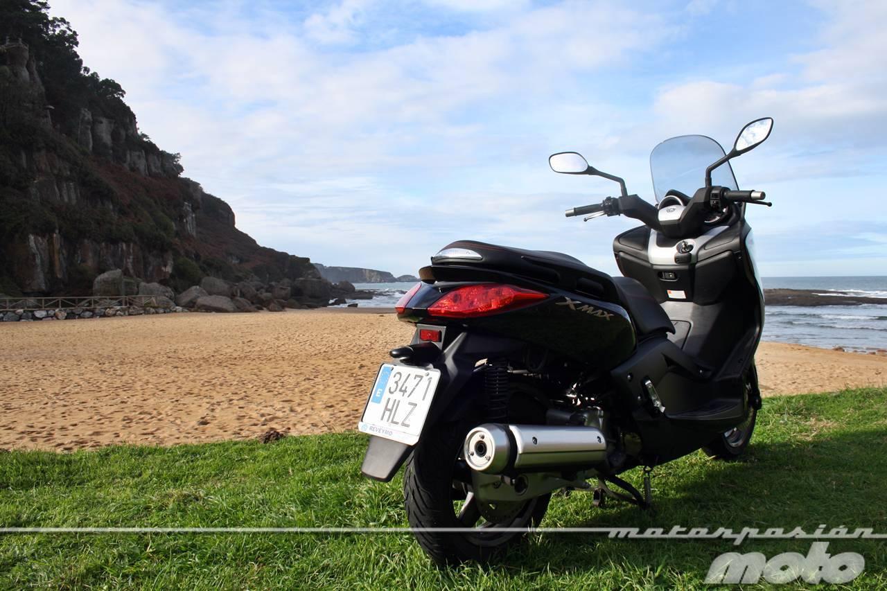 Foto de Yamaha X-MAX 125, prueba (valoración, ficha técnica y galería) (38/46)