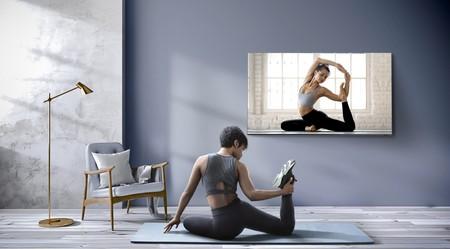 Samsung Health ya está en marcha para los Smart TV de la marca y se estrena con 6 aplicaciones de salud y fitness