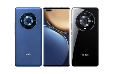 Honor Magic 3 y Magic 3 Pro: renovados y supervitaminados, sobre todo en sus prometedoras cámaras con zoom 100X