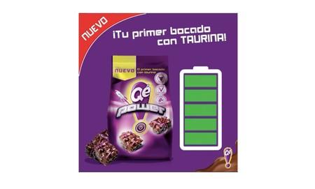 QèPower!: un bocadito de azúcar, grasa y taurina