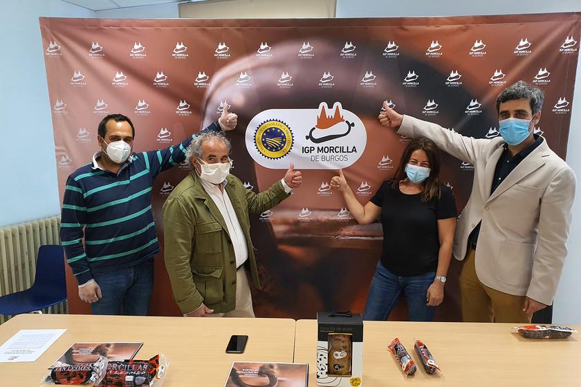 ¿Cómo es la auténtica morcilla de Burgos? La nueva IGP salda una lucha de 25 años que les llevó hasta el Tribunal Constitucional