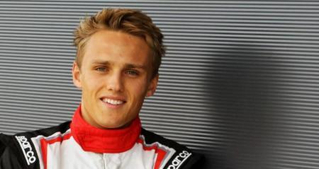 Max Chilton, segundo piloto de Marussia F1 Team