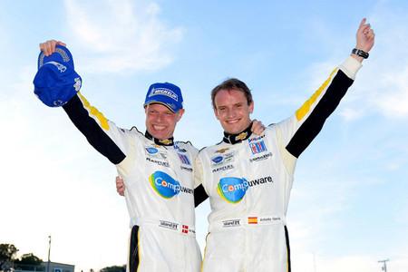 """Entrevista a Antonio García: """"las 24 horas de Le Mans son el evento que esperas con más ganas"""""""