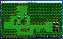 Sloppy Sokoban: Minijuego gratuito del clásico japonés para Mac
