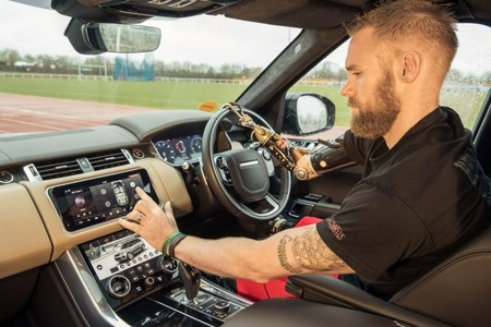 Nueva Puerta Prototipo De Jaguar Land Rover 2
