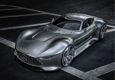 Video-teaser: Mercedes-Benz AMG Gran Turismo Concept