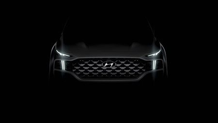 Nuevo Hyundai Santa Fe 2021 Teaser 3