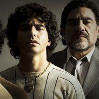 Primer vistazo a los actores que serán Maradona en la serie de Amazon