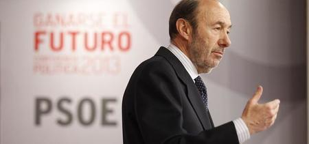 El PSOE entona el mea culpa en la crisis económica