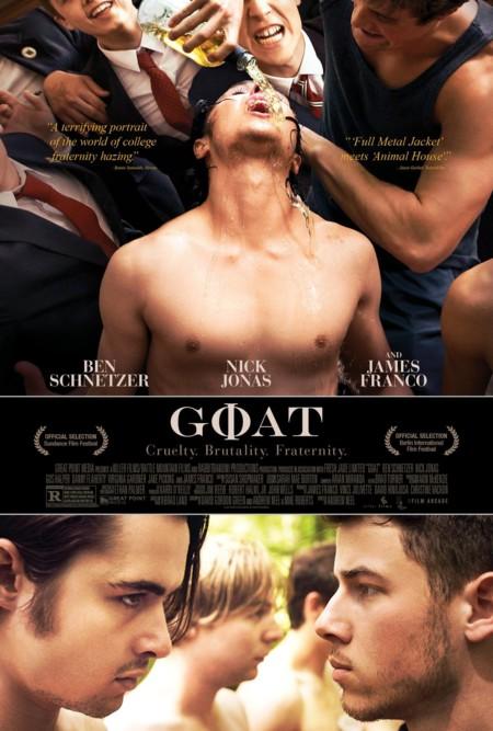 Goat Poster Cartel