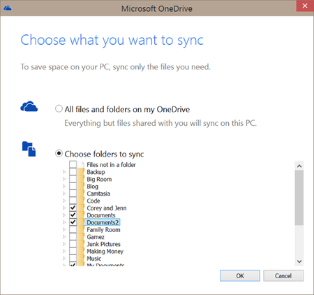 Onedrive Windows10