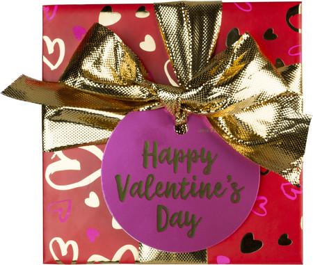 Cofre San Valentín de Lush