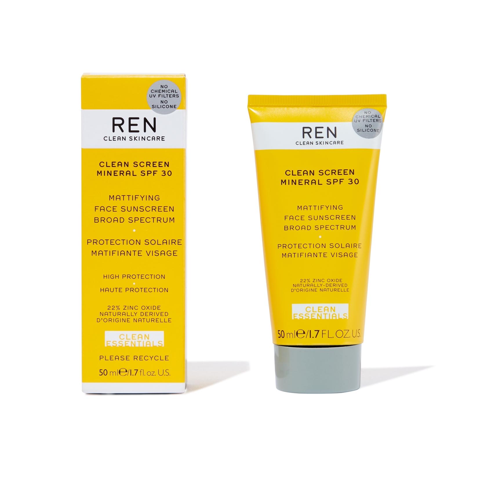 Clean Screen Mineral SPF 30 de REN Clean Skincare