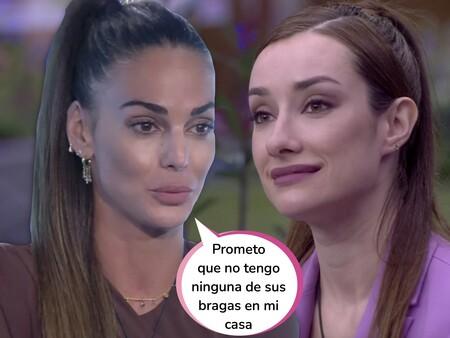 'Secret Story: la casa de los secretos': Adara Molinero y Cynthia Martínez destapan su turbio pasado en común
