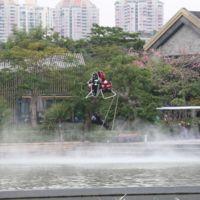 El primer Jetpack comercial del mundo realizó su primer vuelo de pruebas en China