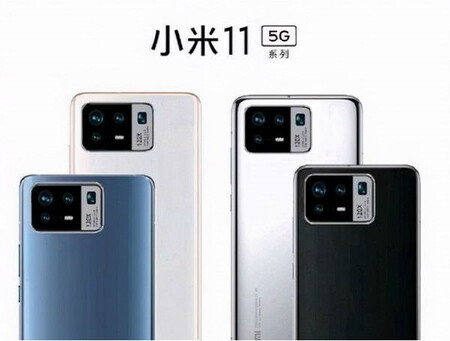 Xiaomi Mi 11 Pro Render Filtracion