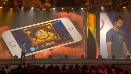 Hearthstone también llegará al iPhone
