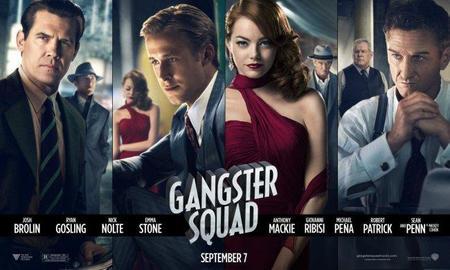 La absurda y peligrosa polémica de 'Gangster Squad'