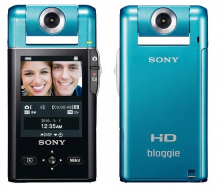 Sony Bloggie MHS-CM5 y MHS-PM5, sustitutas de las Sony Webbie