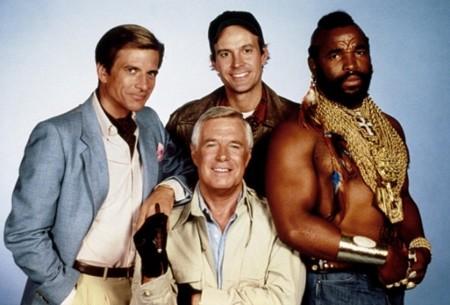 Fox ya trabaja en el remake de 'El equipo A'
