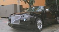 Réplica de un Rolls Royce hecho con un Chrysler 300C: la vida es una constante persecución