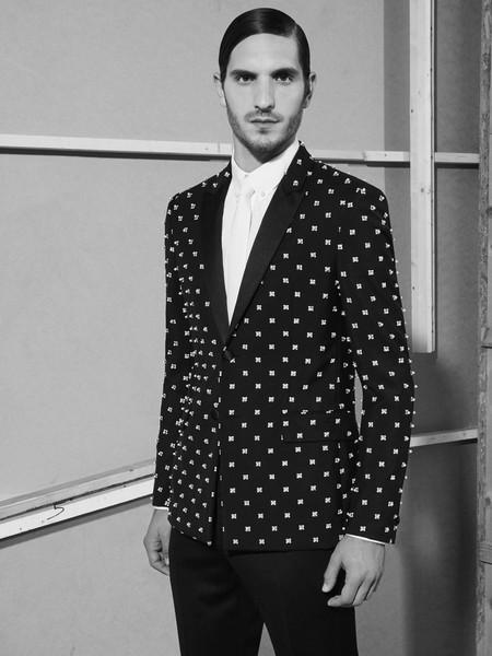 Givenchy Tuxedos Collections Spring Summer 2017 Riccardo Tisci 03