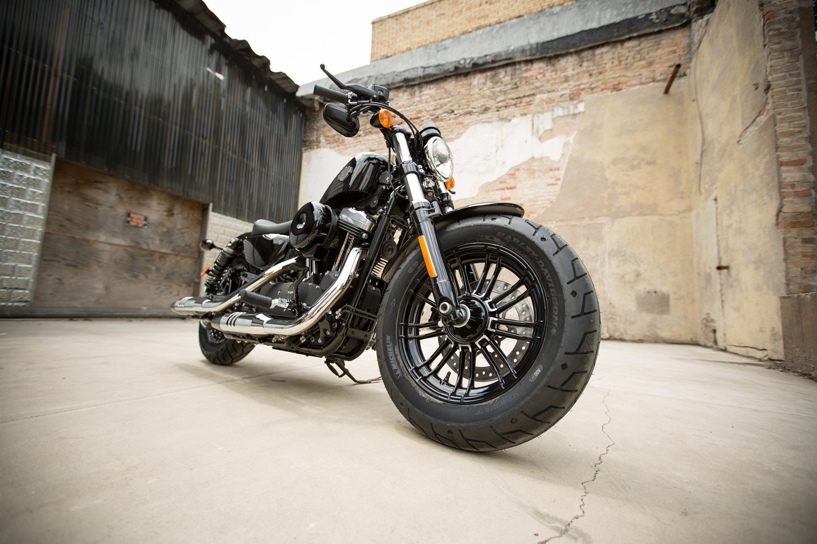 Foto de Gama Harley-Davidson 2016 (1/24)