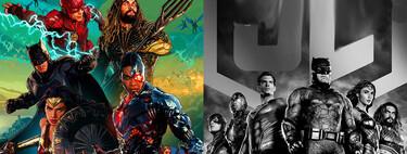 'La Liga de la Justicia de Zack Snyder': las mayores diferencias entre el nuevo montaje de HBO Max y el de Joss Whedon para cines