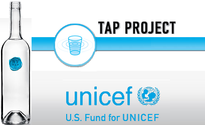 Día Mundial del Agua, un vaso de agua del grifo a un dólar