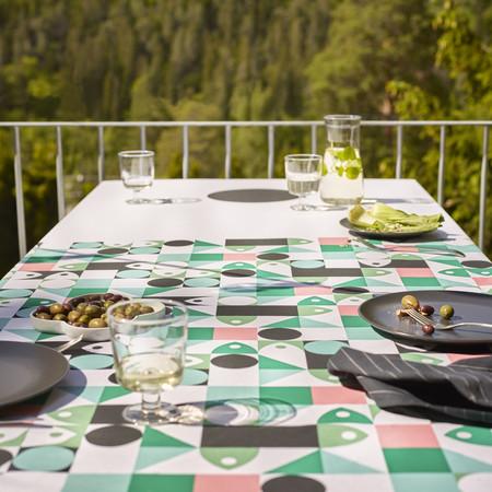 Ikea Coleccion Musselblomma 2020 Mantel Pe770414