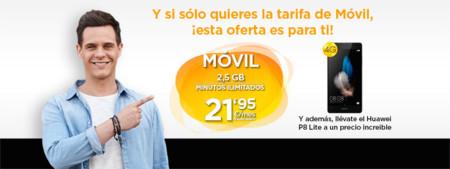 Jazztel vuelve al terreno de las tarifas móviles apostando por las llamadas ilimitadas