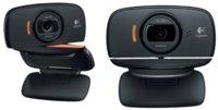 Logitech B525, webcam 720p compacta para llevar en el bolsillo