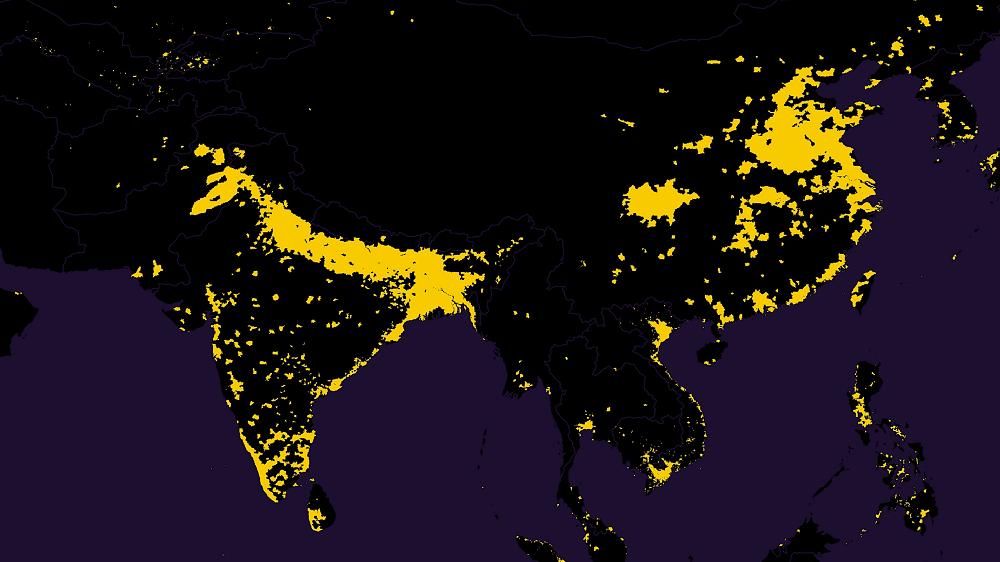 Cómo el 50% de la población mundial vive ..