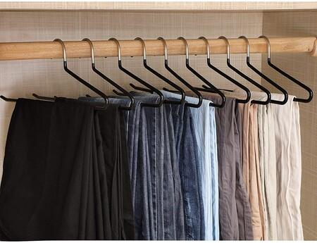 Perchas para pantalones en oferta