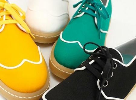Nuevo giro al verano con las zapatillas de Mackdaddy