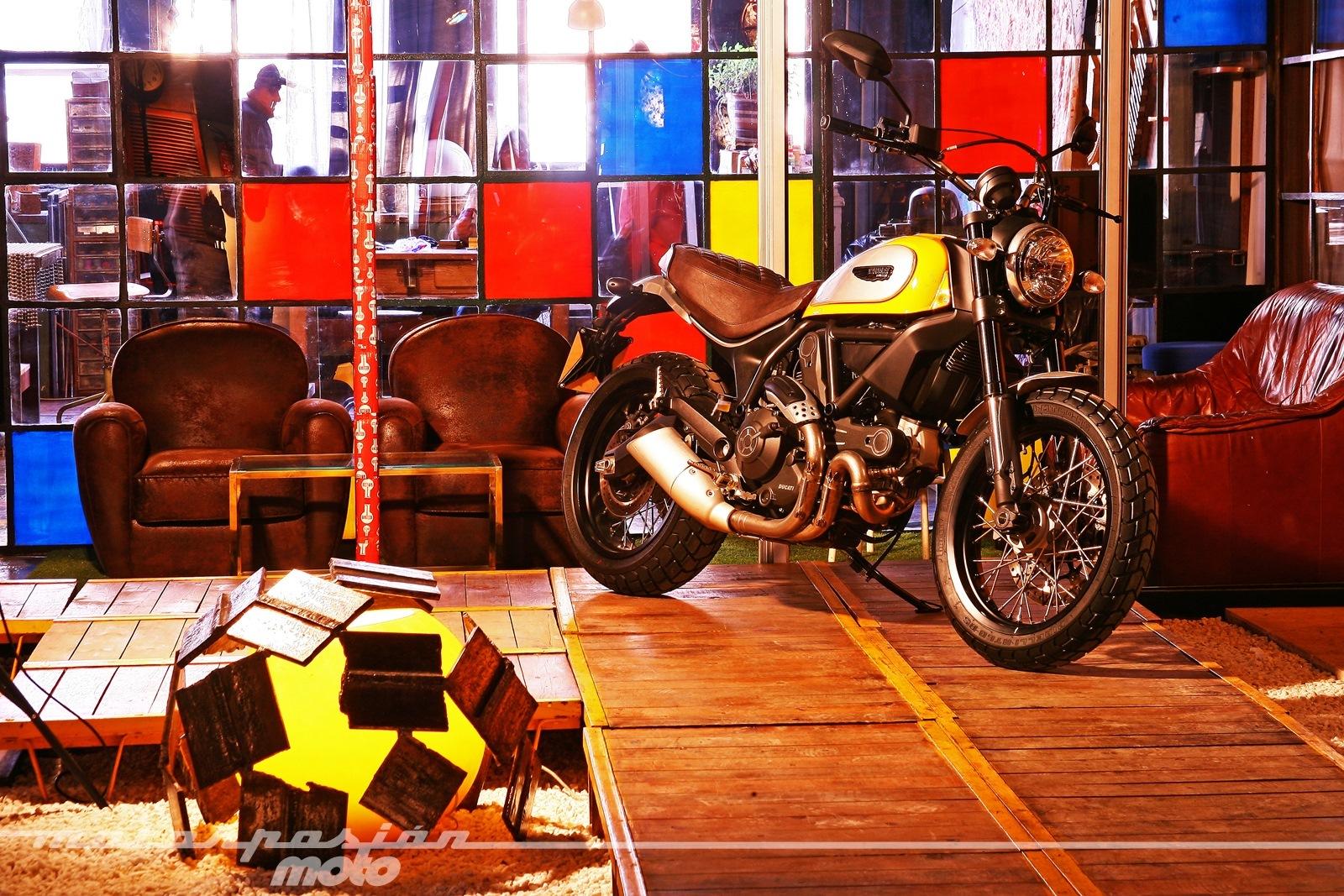Foto de Ducati Scrambler, presentación 1 (24/67)