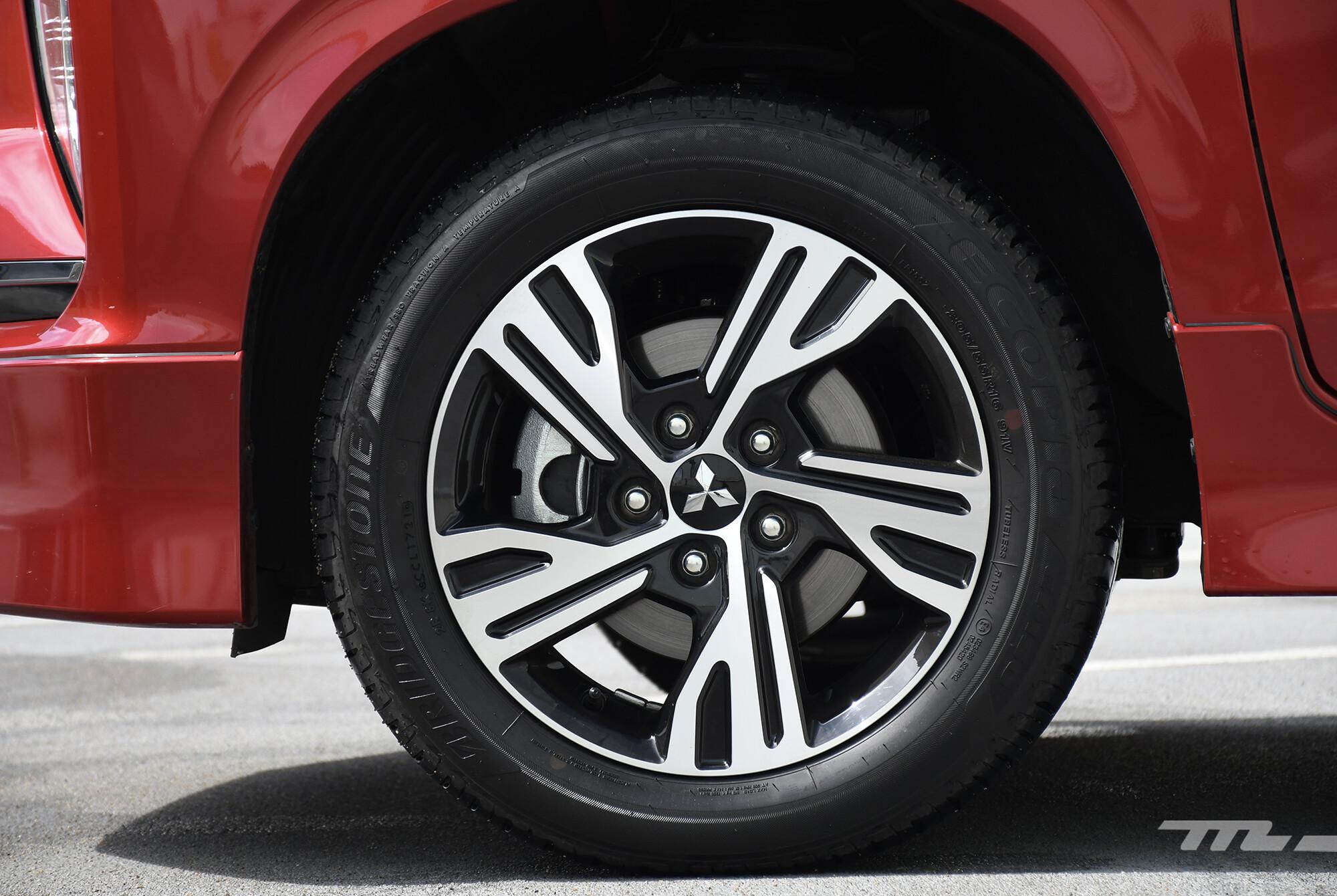 Foto de Mitsubishi Xpander (prueba) (12/27)