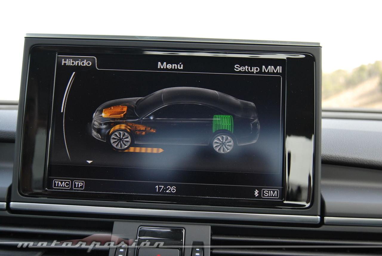 Foto de Audi A6 hybrid (prueba) (58/120)