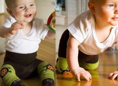 Rodilleras de gateo para bebés