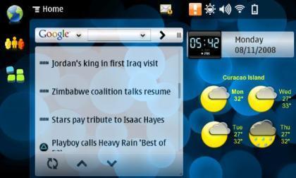 Actualización para el Nokia 6220 classic y los Nokia N8xx