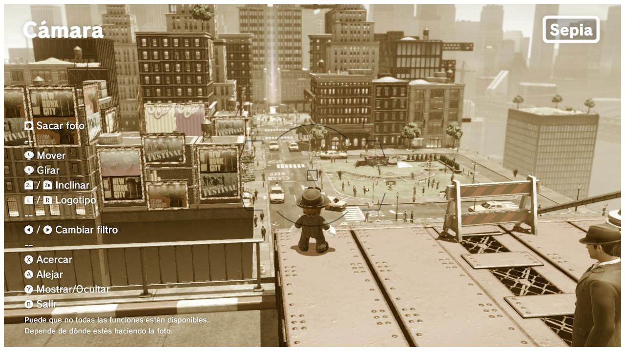 Foto de Super Mario Odyssey modo foto (5/6)