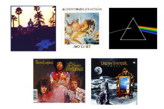 Cinco grabaciones de rock para poner a prueba tu equipo Hi-Fi