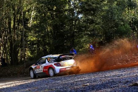 Rally de Australia 2014: cinco pilotos en menos de ocho segundos [Actualizado]