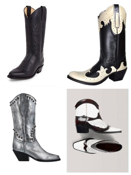a6c7cdd58 Los botines cowboy son el calzado más deseado  los 27 modelos más ...