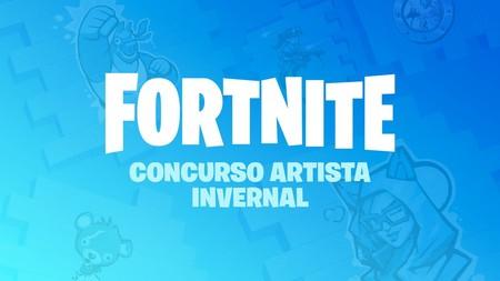 Fortnite abre para toda la comunidad el concurso Artista Invernal de grafitis, donde el ganador se llevará 10.000 paVos