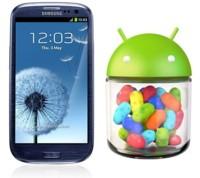 Samsung Galaxy SIII comienza a recibir Android 4.3 (Jelly Bean)